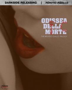 #7 ~ ODISSEA DELLA MORTE [Blu-Ray] – $30.99 – with Exclusive Slipcover (Limited Supply!)