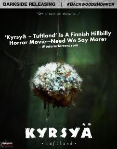 KYRSYA-TUFTLAND [Dual Blu-Ray w/ Limited Slipcover] $30.99