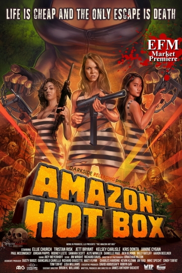 """Amazon Hot Box"""