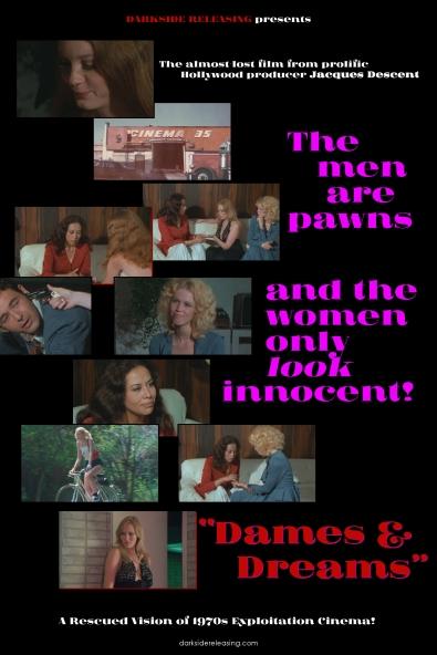 """Dames and Dreams"" ~ World Market Premiere!"