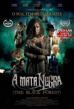 MARKET: A-MATA-NEGRA-4 - BADASS Premiere
