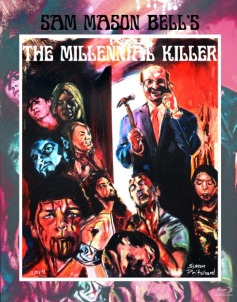 The Millennial Killer [Blu-Ray WITH Slipcover] $28.99