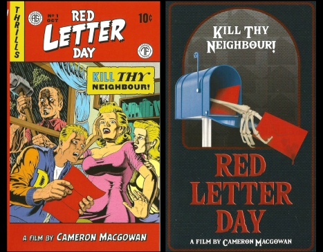 VHS: Red Letter Day LIMITED VHS Tape [NTSC] - $24.99