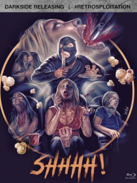 SHHHH [DUAL Blu-Ray w/ Limited Slipcover] $29.99
